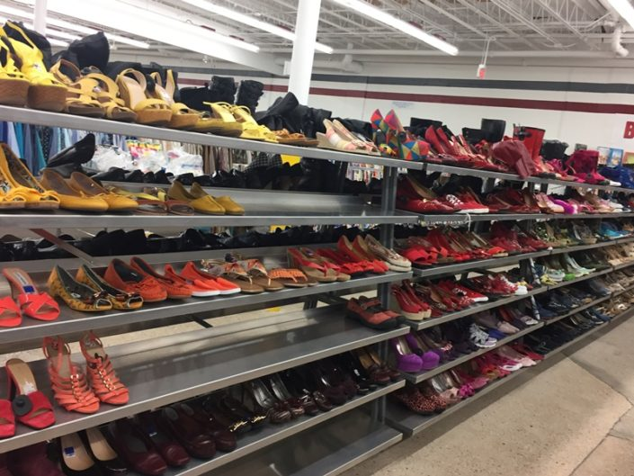 womens shoes for sale in thrift store in dc