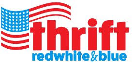 Thrift Store Locations | Red, White & Blue Thrift Store | 21
