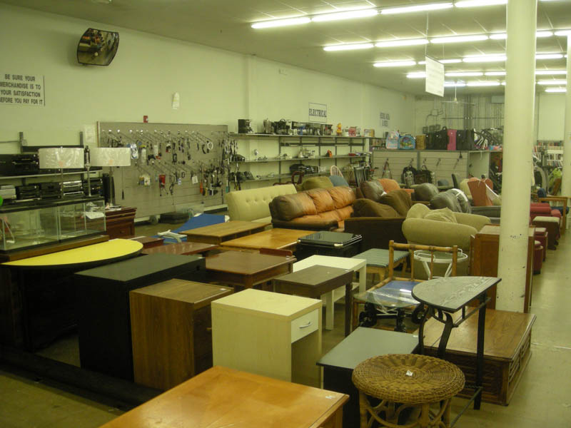 Furniture For Sale At Thrift Store In Hialeah