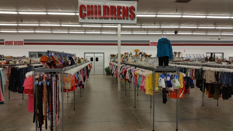 Childrenu0027s And Baby Clothing For Sale At Jacksonville Thrift Store