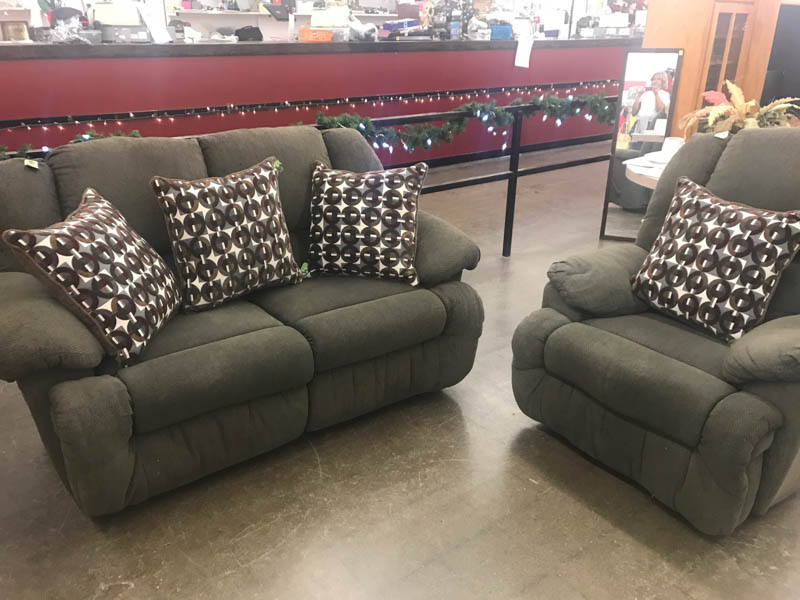 Thrift Store Metro Detroit Couch And Pillows